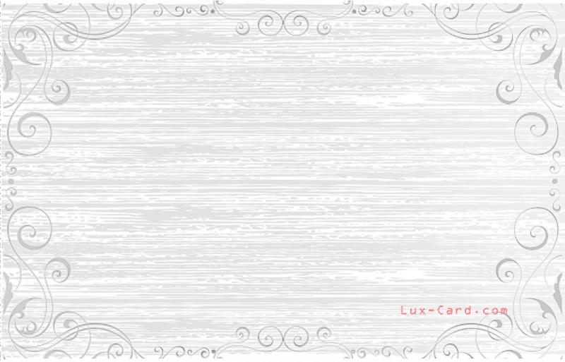 Фоновый узор для прозрачных визиток и пластиковых карт